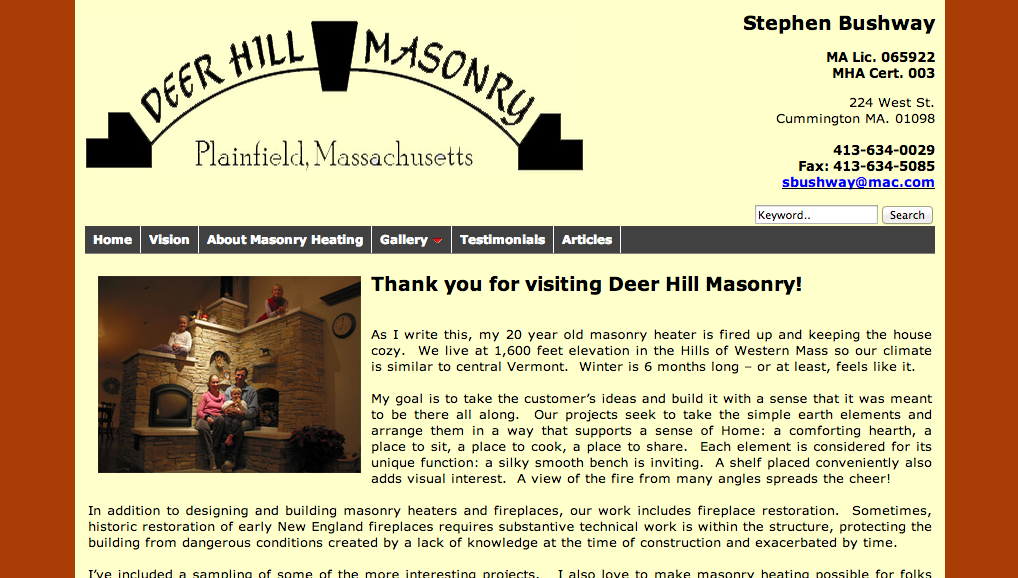 Deer Hill Masonry