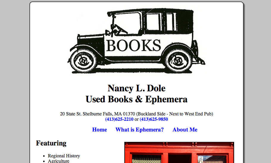 Nancy Dole Books